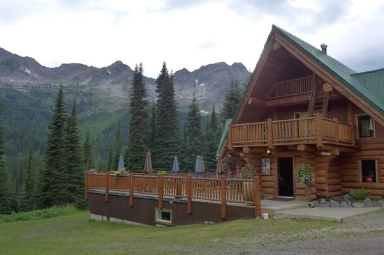 Island Lake Lodge : Amazing views in all directions
