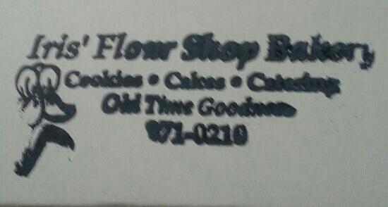 Iris's Flour Shop Bakery...Old Time Goodness