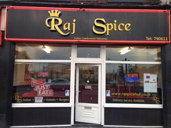 Raj Spice Kingston Upon Hull Restaurant Reviews Photos