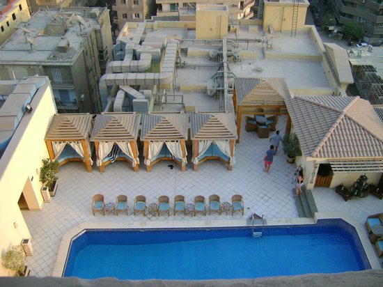 Barcelo Cairo Pyramids : Sinta-se um Xeique Árabe