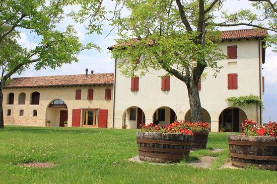Ca' Bianchini: Main House