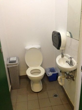 Elephant Backpacker: Toilet - nothing wrong with this!
