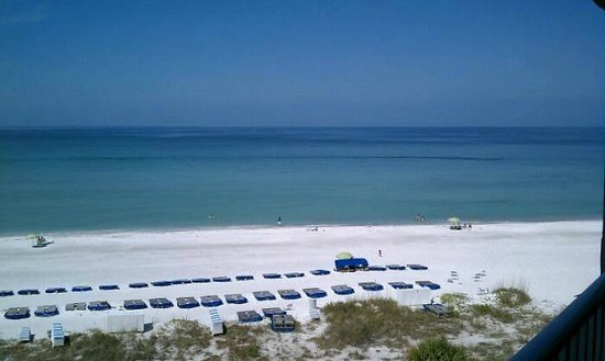 Resort at Longboat Key Club: Balcony view