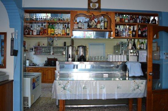 Hotel Akis: cucina
