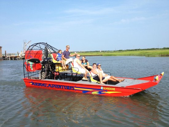 Airboat Adventures: The Loggerhead