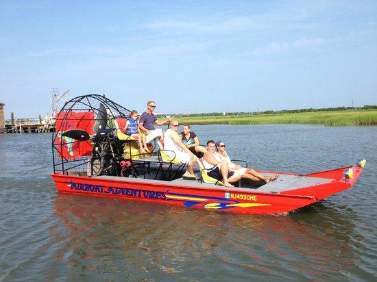 Airboat Adventures