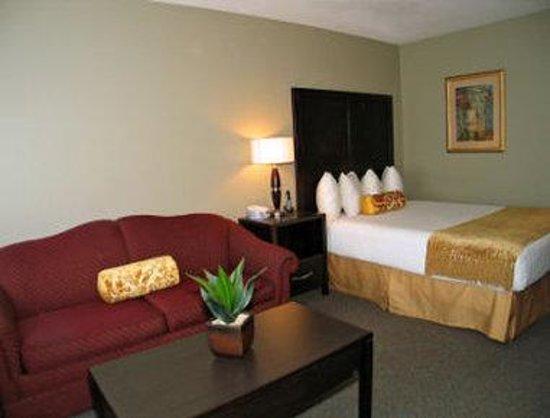Days Inn Kelowna: Efficiency Queen Bed Room