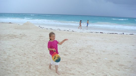 Cabanas Los Arrecifes: Place aux jeux!