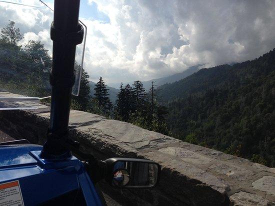 Smoky Mountain Adventures: Great views!