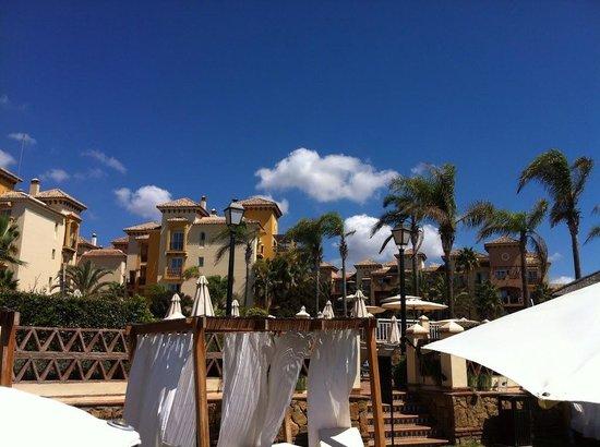 Marriott's Marbella Beach Resort: Defronte a praia