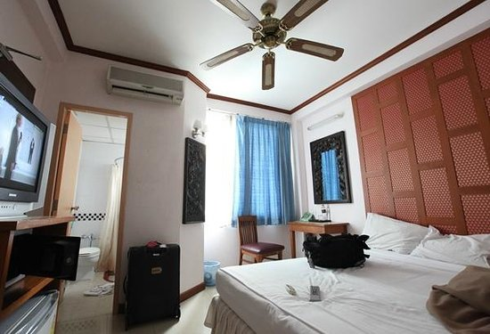 New Siam Guest House III (Super): Room Inner