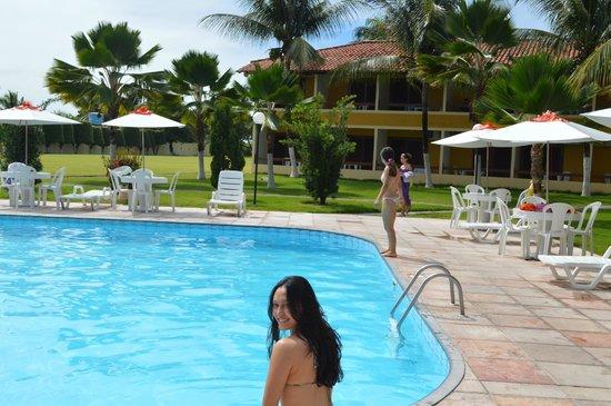 Coroa Vermelha Praia Hotel: piscina