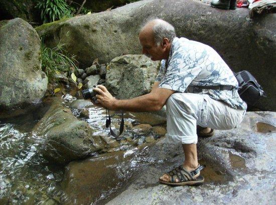 Rambala Jungle Lodge: Eric the Photographer