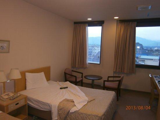 Ebisu Hotel: 客室内