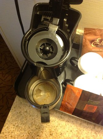 The Inn at the Peak: This is why we don't use hotel coffee makers