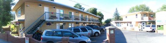 Lakeside Villa Inn & Suites: Our motel