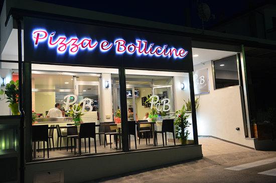Pizza & Bollicine