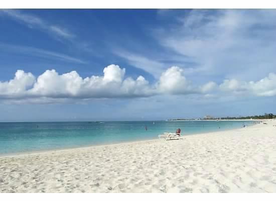 Seven Stars Resort: Beach