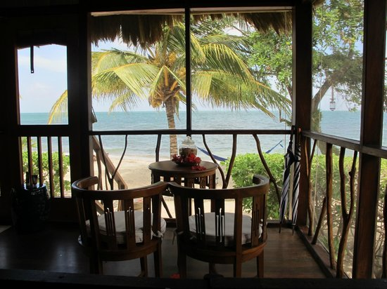 Turtle Inn: View from room