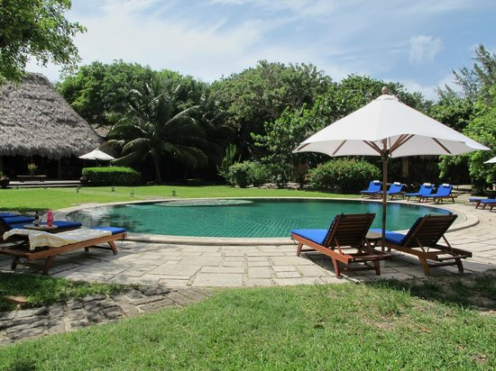Turtle Inn: Smaller pool