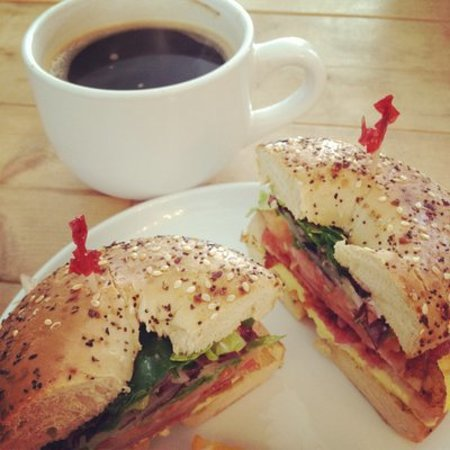 Linger Coffee House: Hungry?