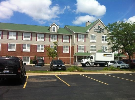 Country Inn & Suites By Carlson, Crystal Lake: Desde afuera