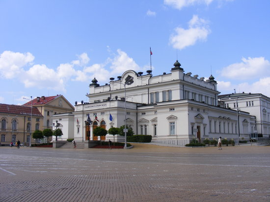 Zelanos Day Tours: Bulgarian Parliament