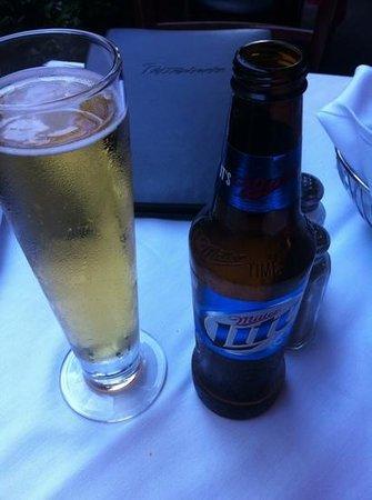 Petterino's: Salud
