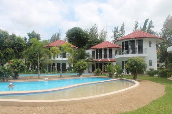 Mango Spa & Resort: ilot de chambre