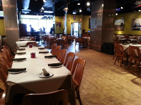 The Dining Room Picture Of Vicentes Cuban Cuisine Detroit