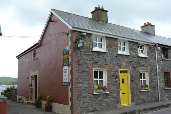 Dingle's First Cottage by the Sea: The Cottage