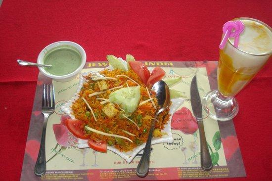 Best of India: best veg biryani