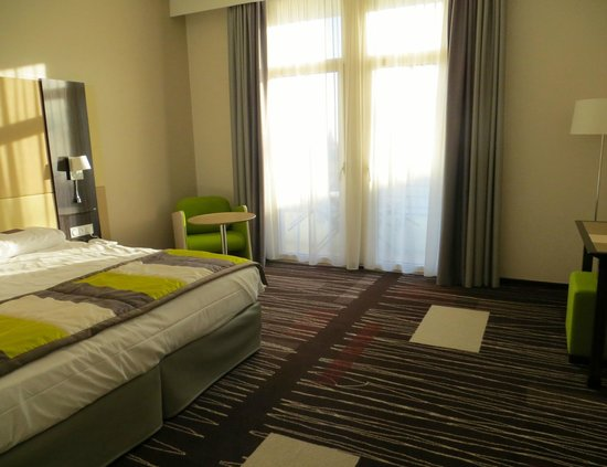 Mercure Granville Le Grand Large : La chambre