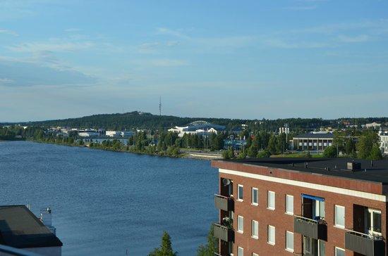 Elite Stadshotell Lulea : view