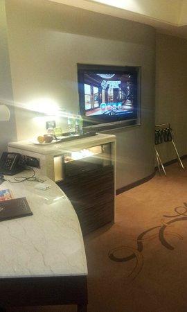 S-aura Hotel: 小吧台