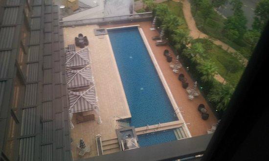 S-aura Hotel: 游泳池