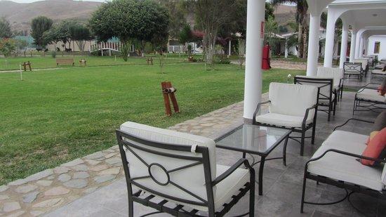 Hotel Qia Ecolodge: vista desde las habitaciones