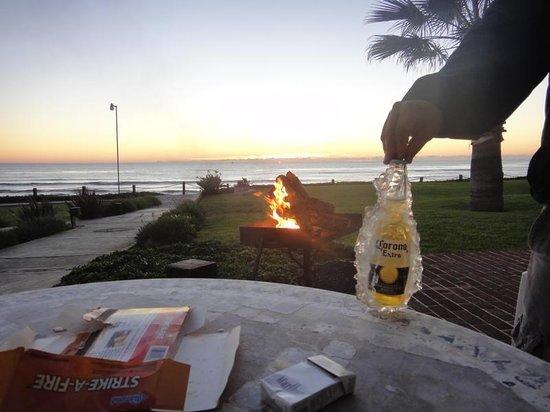 Puerto Nuevo Baja Hotel & Villas : Coldest beer in town