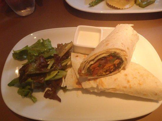 Joma: Oriental Burrito