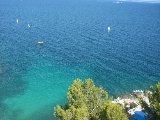 Roc Illetas: Море!