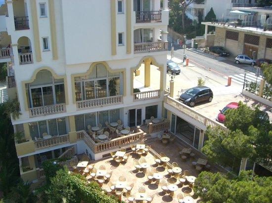 Roc Illetas: Ресторан отеля