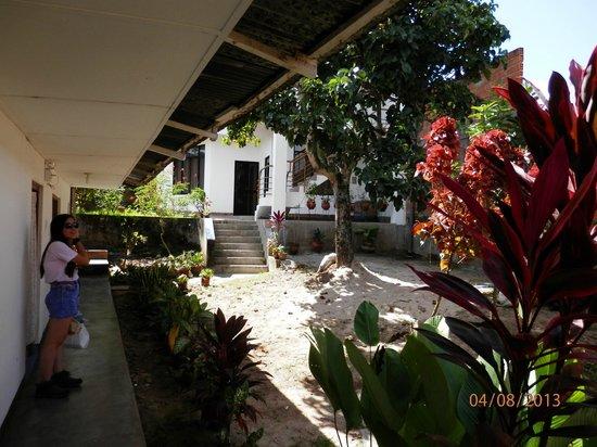 El Mirador Alojamiento Turistico: Vista de las zonas interiores