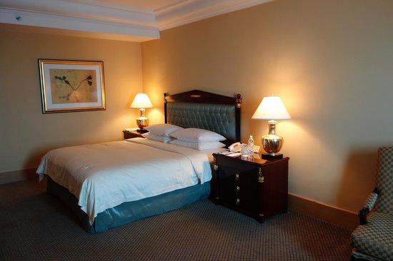 Hotel Mulia Senayan: spacious room