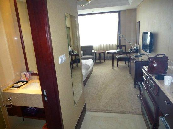 Loudong Hotel: zimmer hauptgebaeude