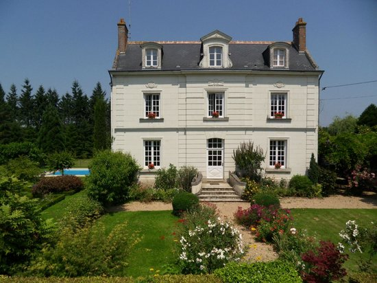 Le Chat Courant : so beautiful manor house