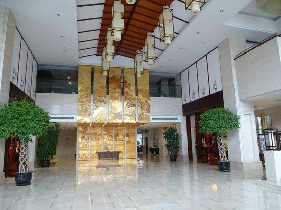 Loudong Hotel: eingangshalle