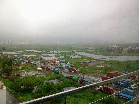 Pallavi Avida: View from 9th Floor