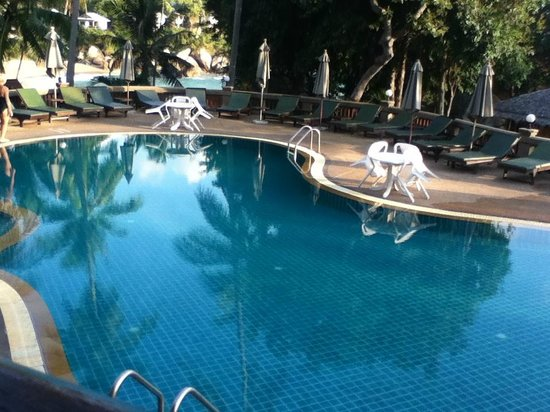 Coral Cove Chalet: swimming pool