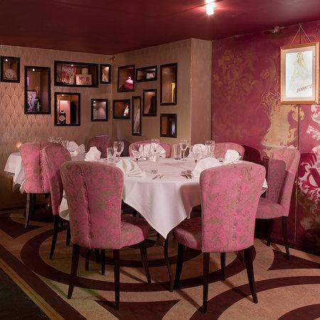 Volupte Lounge   Supper Club, Burlesque U0026 Cabaret Venue