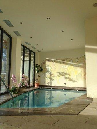 Alpen Life Hotel Someda: idromassaggio